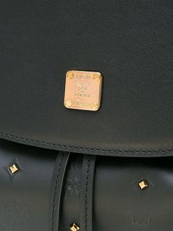 Рюкзак С Заклепками Claudia Studs MCM                                                                                                              черный цвет