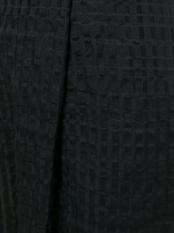 Укороченные Брюки LOST AND FOUND                                                                                                              чёрный цвет