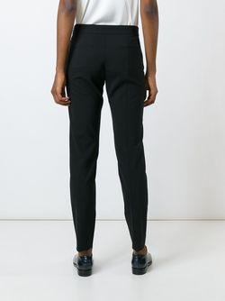 Брюки Дудочки DKNY                                                                                                              чёрный цвет