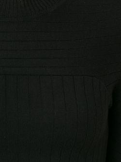 Knit Blouse GLORIA COELHO                                                                                                              черный цвет
