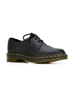 Туфли На Шнуровке 1461 Dr. Martens                                                                                                              чёрный цвет