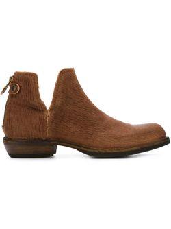 Ботинки Camybronze Fiorentini+Baker                                                                                                              коричневый цвет