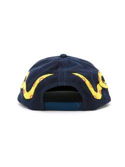 Бейсбольная Кепка С Нашивкой Diesel                                                                                                              синий цвет