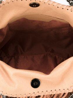 Сумка-Тоут Falabella С Бахромой Stella Mccartney                                                                                                              розовый цвет