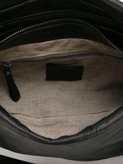 Асимметричная Сумка-Тоут Marsell                                                                                                              черный цвет