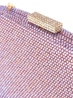 Embellished Clutch Bag SERPUI                                                                                                              розовый цвет