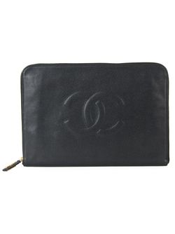 Клатч Chanel Vintage                                                                                                              черный цвет