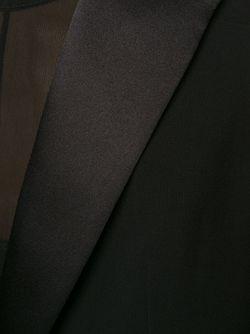 Однобортное Пальто Без Рукавов Vera Wang                                                                                                              чёрный цвет