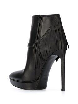 Ботильоны Janis Saint Laurent                                                                                                              черный цвет