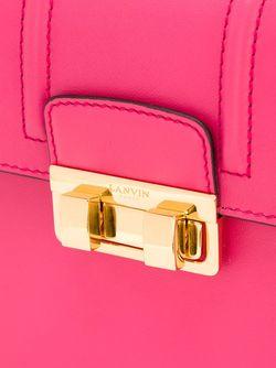 Сумка На Плечо Jiji Lanvin                                                                                                              розовый цвет