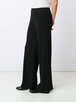 Palazzo Pants The Row                                                                                                              черный цвет