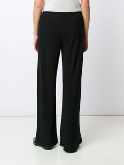 Palazzo Pants The Row                                                                                                              чёрный цвет