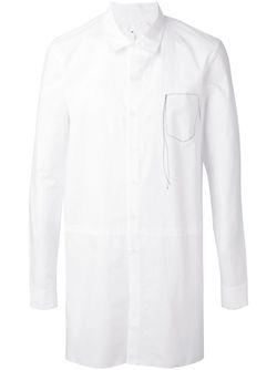 Классическая Рубашка Damir Doma                                                                                                              белый цвет
