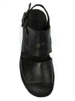 Сандалии Kimolo Officine Creative                                                                                                              черный цвет