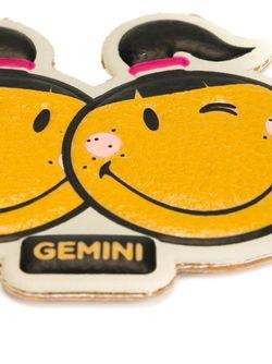 Наклейка Gemini Anya Hindmarch                                                                                                              желтый цвет