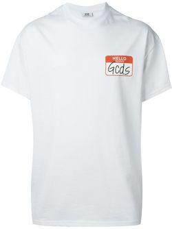 Футболка Nascar Gcds                                                                                                              белый цвет