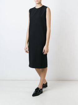 Платье Без Рукавов Haider Ackermann                                                                                                              черный цвет