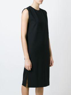 Платье Без Рукавов Haider Ackermann                                                                                                              чёрный цвет