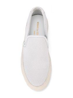 Кеды-Слипон Common Projects                                                                                                              белый цвет
