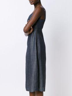 Платье Clementine Misha Nonoo                                                                                                              синий цвет
