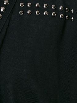 Кардиган Borchie Laneus                                                                                                              чёрный цвет