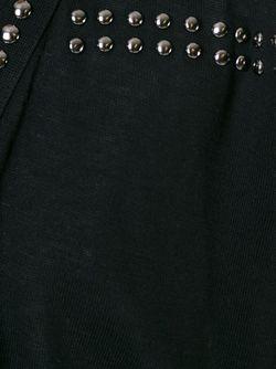 Кардиган Borchie Laneus                                                                                                              черный цвет