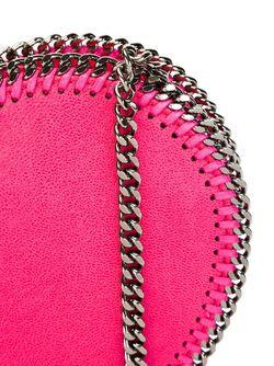 Сумка Через Плечо Falabella Heart Stella Mccartney                                                                                                              розовый цвет