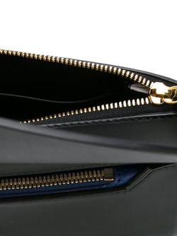 Сумка На Плечо Дизайна Колор-Блок DESA                                                                                                              чёрный цвет