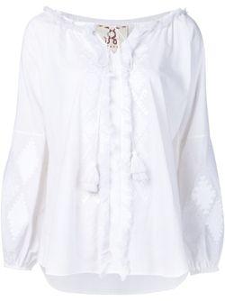 Топ Tula FIGUE                                                                                                              белый цвет