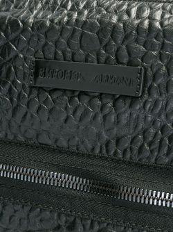Средняя Сумка-Почтальонка Emporio Armani                                                                                                              чёрный цвет
