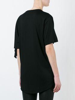 Футболка Iconic Versace                                                                                                              черный цвет