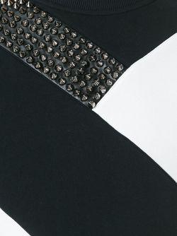 Толстовка С Заклепками Philipp Plein                                                                                                              черный цвет