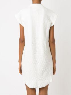 Knit Dress Gig                                                                                                              белый цвет