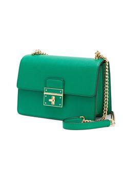 Сумка Через Плечо Rosalia Dolce & Gabbana                                                                                                              зелёный цвет
