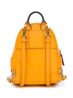 Декорированный Рюкзак Diamond Disco MCM                                                                                                              желтый цвет