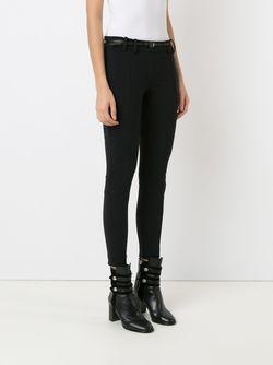 Skinny Trousers GLORIA COELHO                                                                                                              чёрный цвет