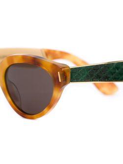 Солнцезащитные Очки Drew Sinner RETRO SUPER FUTURE                                                                                                              зелёный цвет
