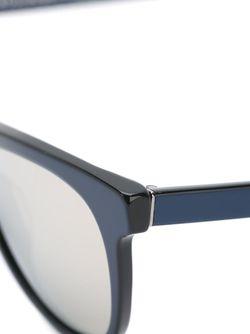 Солнцезащитные Очки Man Metallic Iii RETRO SUPER FUTURE                                                                                                              синий цвет