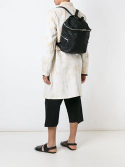 Рюкзак С Ручкой GUIDI                                                                                                              черный цвет
