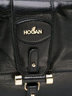 Сумка Через Плечо Hogan                                                                                                              черный цвет
