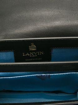 Сумка На Плечо Jiji Lanvin                                                                                                              черный цвет