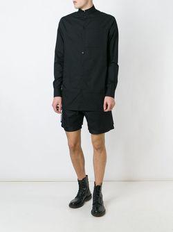 Рубашка Square Odeur                                                                                                              черный цвет