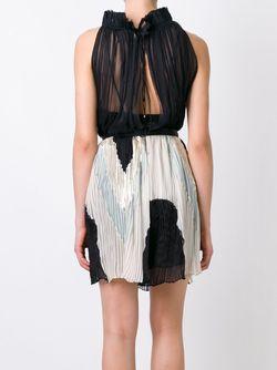 Платье Pira Maria Lucia Hohan                                                                                                              чёрный цвет