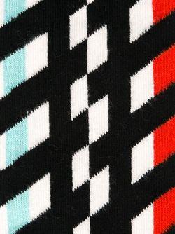 Checked Socks Henrik Vibskov                                                                                                              чёрный цвет