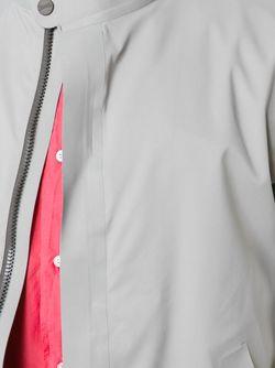 Куртка-Ветровка С Воротником-Стойкой Herno                                                                                                              Nude & Neutrals цвет