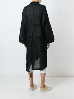 Вязаное Пальто Boboutic                                                                                                              чёрный цвет
