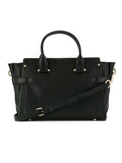 Swagger 27 Small Tote Bag COACH                                                                                                              черный цвет