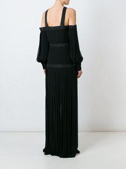 Вечернее Платье Alessandra Rich                                                                                                              черный цвет