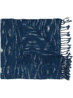 Тканый Шарф Denham                                                                                                              синий цвет