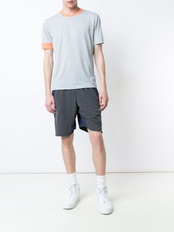 Футболка Adidas X Kolor adidas Originals                                                                                                              серый цвет